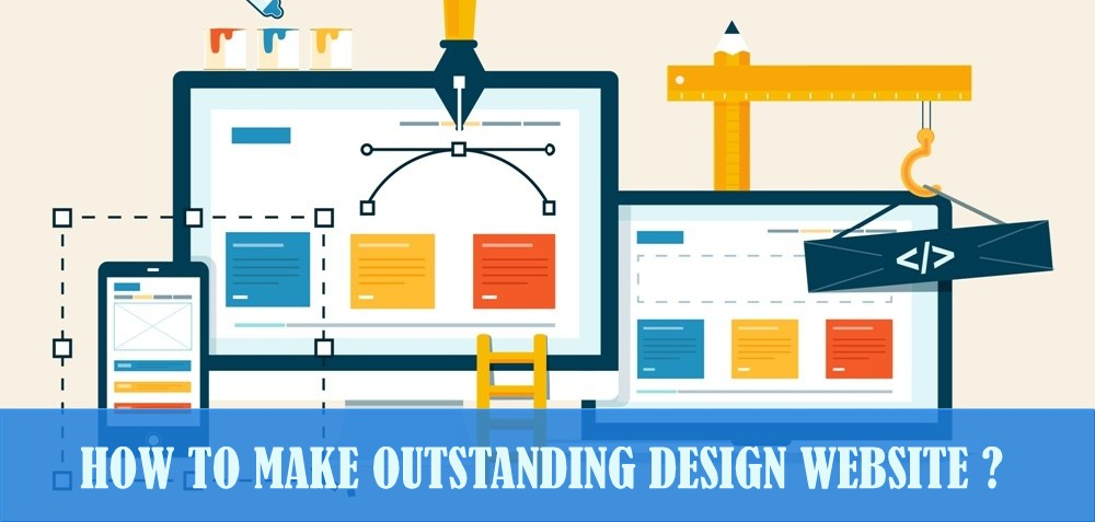 5 Things can make your website design outstanding