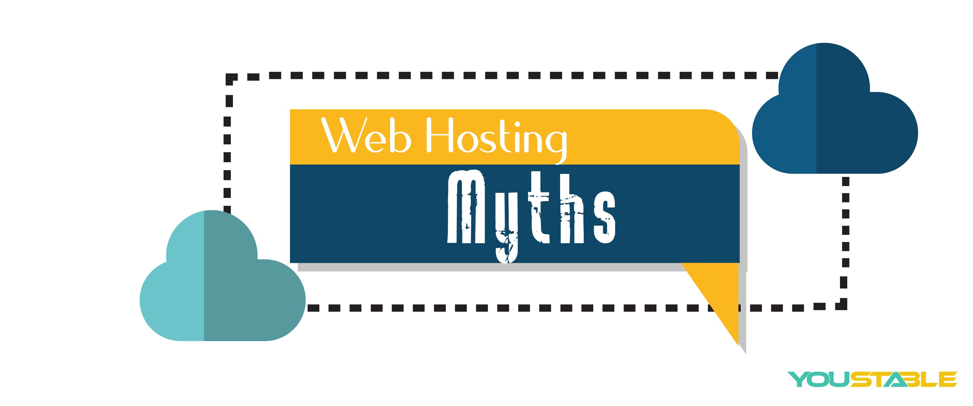 web hosting myths,seo company in lucknow,web hosting company in lucknow