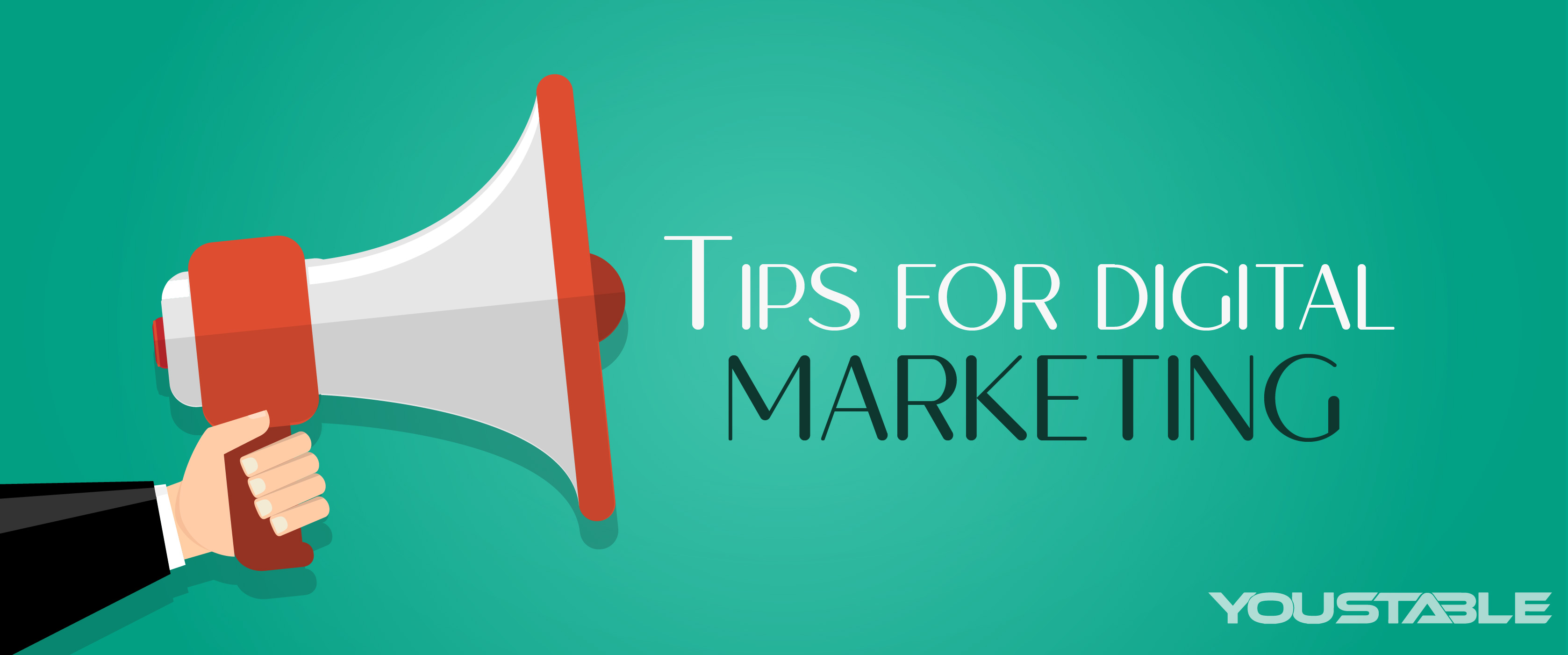 Top 5 Tips For Your Digital Marketing Success