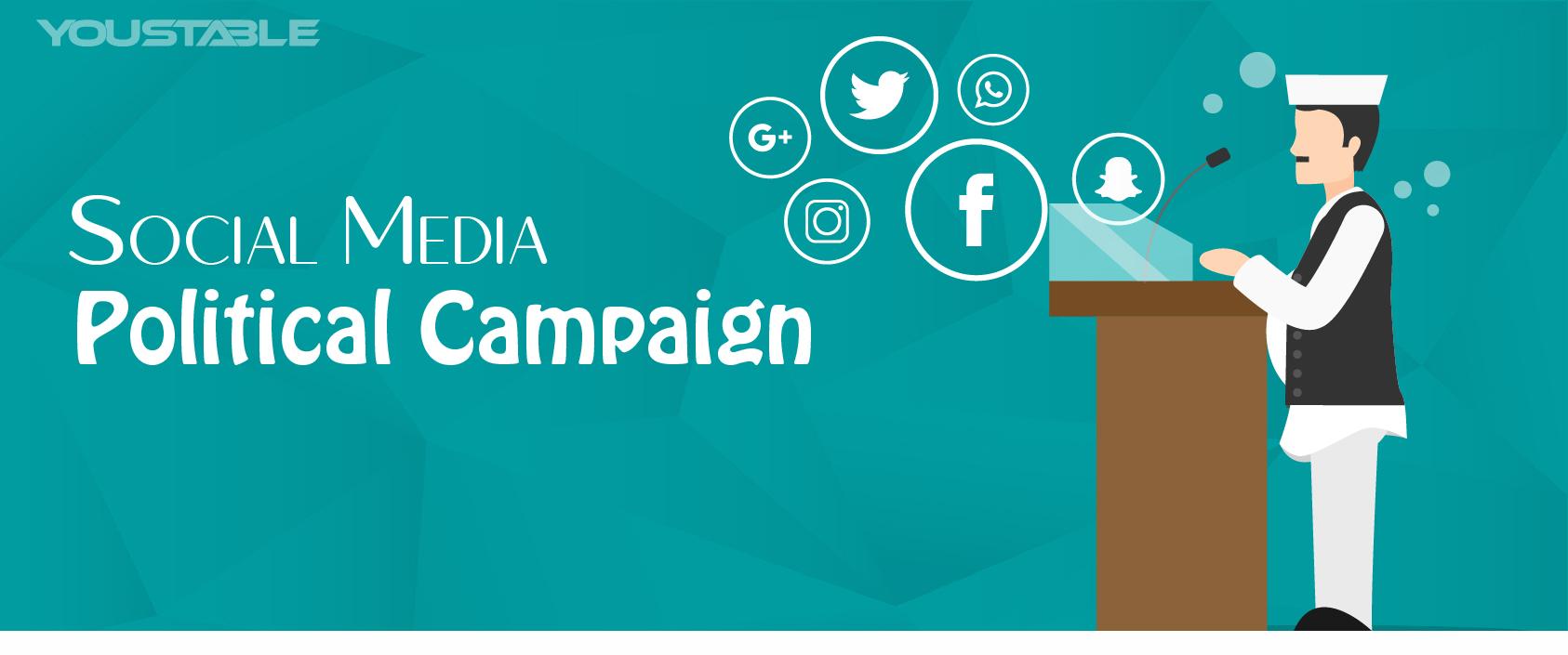 Social Media Political Campaign