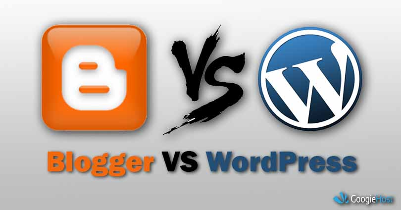 Blogger vs WordPress | Which is Better For Making Money in 2019 1