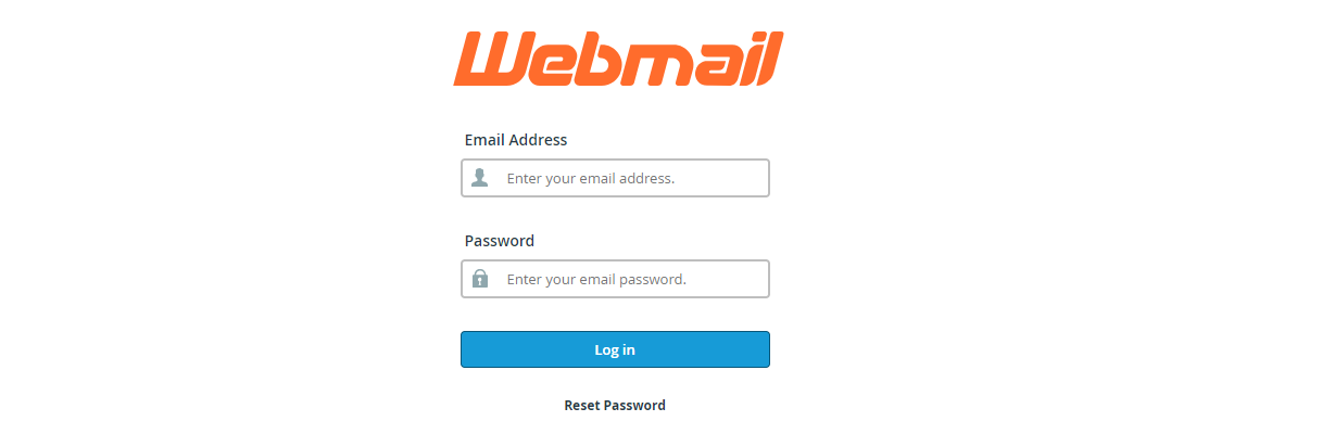 How to Login YouStable Private Email Webmail 2