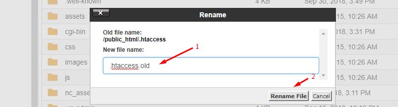 error too many redirects