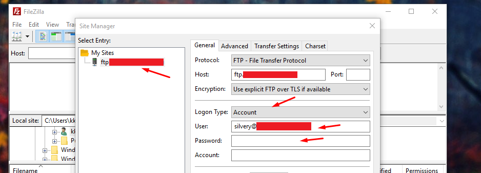 How to Create FTP Server