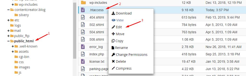 How to fix HTTP Error 500 Internal server error?